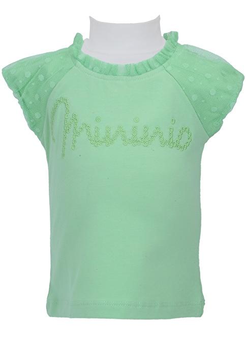 Zeynep Tekstil Tişört Yeşil